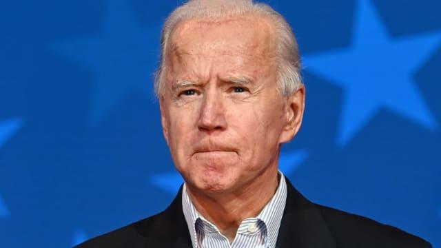 Keine grossen Töne, aber eine lange populistische Tradition im Rücken: Joe Biden. (shutterstock)