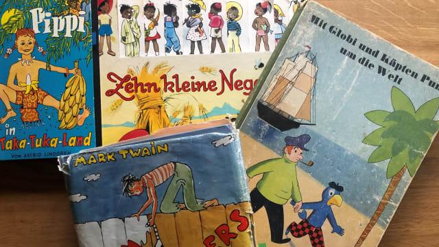 Neuerdings hochexplosive Fundstücke aus dem Kinderzimmer: Globi, Pippi und ihre Freunde.