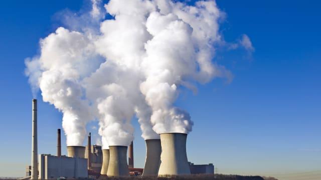 Der Handel mit Emissionszertifikaten soll den Ausstoss an CO2 reduzieren. Bild: Shutterstock
