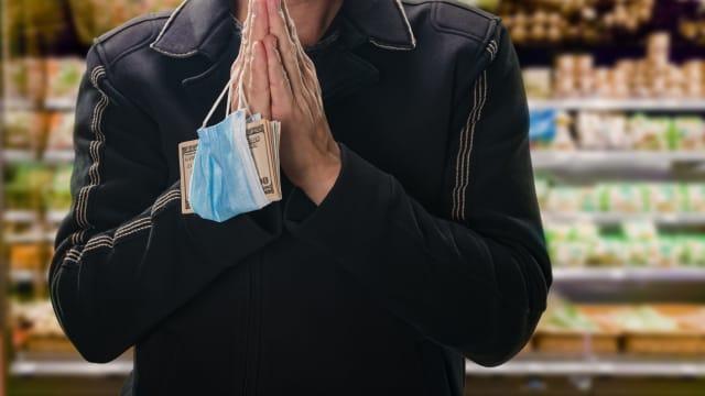 Kann sich die reiche Schweiz solche kostspieligen Massnahmen noch für lange leisten? Foto: Shutterstock