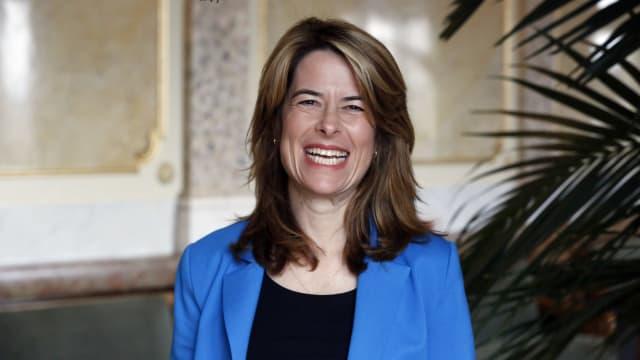 Einst Freundin der Automobilbranche und nun deren Gegnerin: FDP-Präsidentin Petra Gössi. (Bild: Ruben Sprich.)