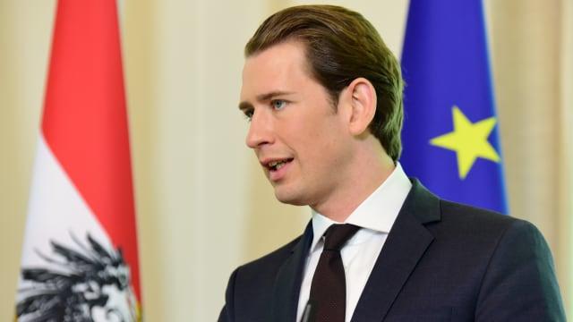 Österreichs Bundeskanzler Sebastian Kurz will für die weitere Zusammenarbeit mit der Schweiz kämpfen. (Bild: UNIS Vienna/Lilia Jiménez-Ertl, CC-Lizenz)