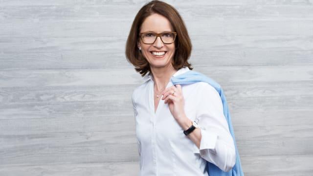 Für Susanne Vincenz-Stauffacher von der FDP geht es rasant aufwärts. Bild: FDP St. Gallen