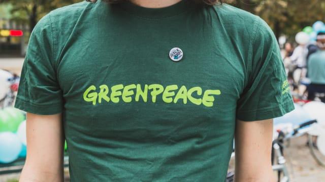 Greenpeace ist gemäss eigener Definition eine «Kampagnenorganisation». Steuerbefreit wird sie trotzdem, im Unterschied zu bürgerlichen Stiftungen (Bild: Tinxi / Shutterstock.com)