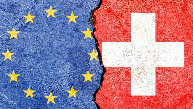 Ein EU-Beitritt als Ziel für die SP Schweiz. (Bild: Shutterstock).
