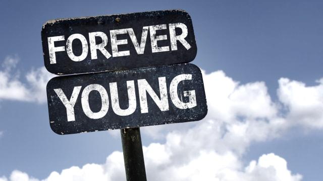 Ewige Jugend könnte irgendwann Wirklichkeit werden. Bild: Shutterstock