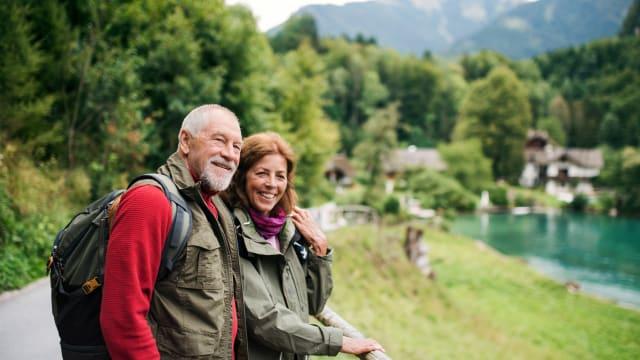 Das höhere Rentenalter lässt sich mit der höheren Lebenserwartung begründen. (Bild: shutterstock)