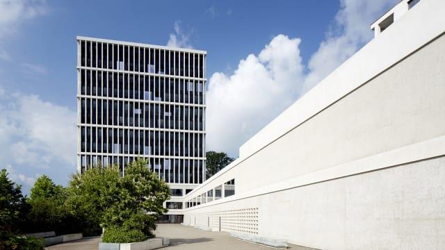 Am Bundesverwaltungsgericht wurden heimlich Akten über einen Richter gesammelt - unter Mitwissen der Gerichtspräsidentin Ryter. (Bild: Bundesverwaltungsgericht)