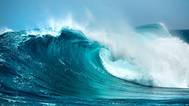 Geschätzte vier Milliarden Tonnen Uran sind in den Weltmeeren enthalten. Bild: Shutterstock