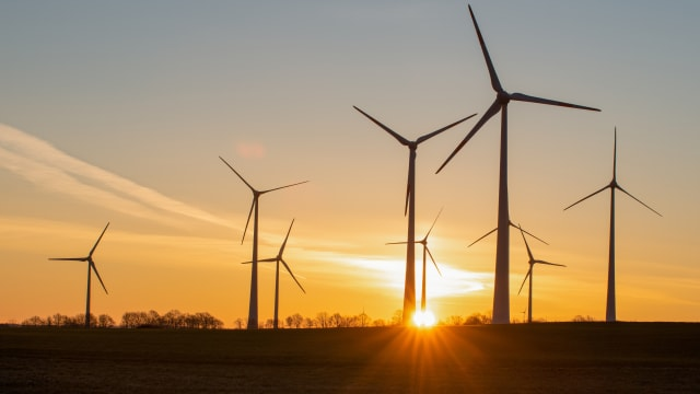 In Deutschland stehen fast 30'000 Windräder. Bild: Shutterstock