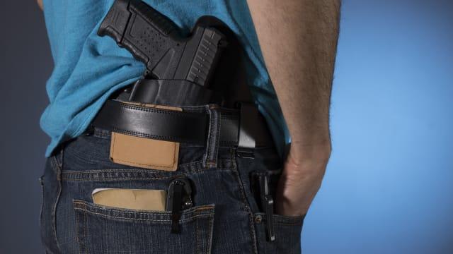 Prävention gegen Gewaltdelikte: In den USA rufen die Behörden zur Selbstverteidigung auf. Bild: Shutterstock