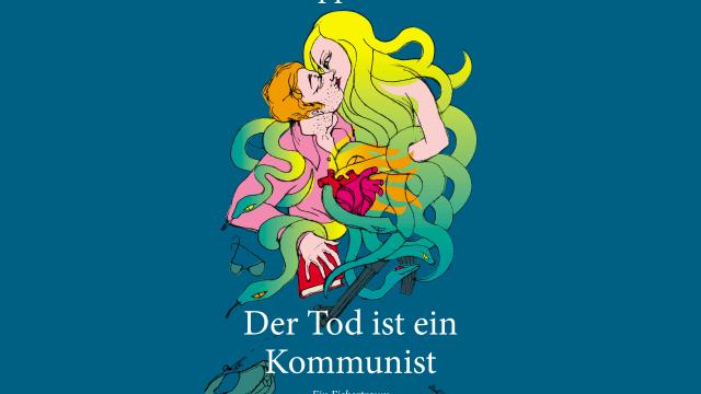 Cover: Der Tod ist ein Kommunist von Giuseppe Gracia (zvg)