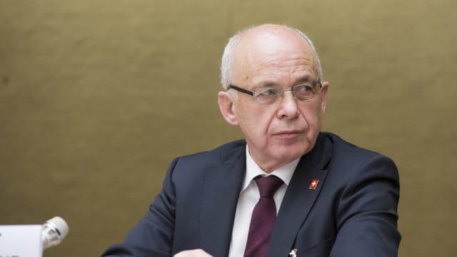 Schulden abbauen aber wie? Bundesrat Ueli Maurer schickt zwei Vorschläge in die Vernehmlassung. (Bild: UN Geneva, CC-Lizenz)