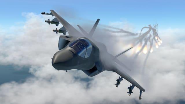 Der F-35 Lightning II von Lockheed Martin gilt als das modernste Kampfflugzeug unserer Zeit.