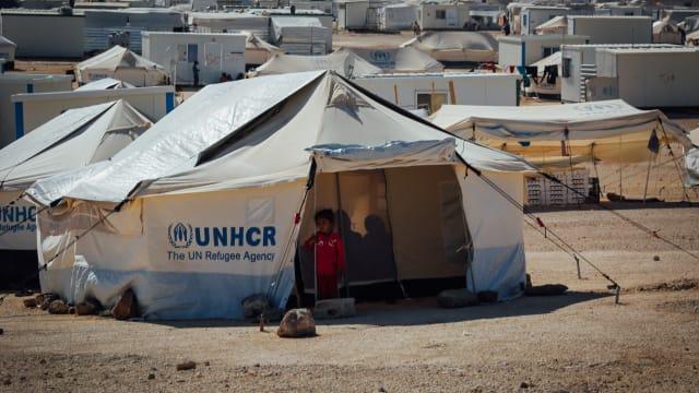 Das UNHCR ist für die Auswahl von Resettlement-Flüchtlingen zuständig. Bild: Shutterstock