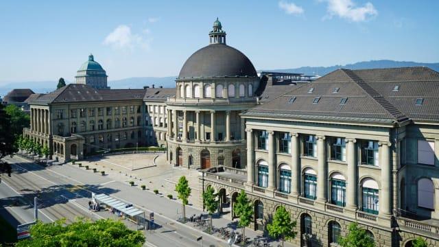 Die Haltung der Wissenschaft spielt keine Rolle mehr - ETH Zürich. Bild: Mediathek VBS