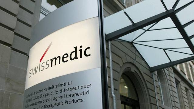 Hat wegen eines Artikels zu Multiplen Sklerose eine Verfügung erlassen: Das Heilmittelinstitut Swissmedic.