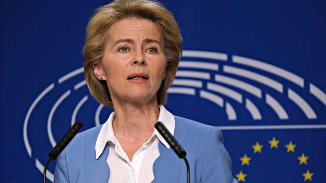 Der Klimaschutz ist für EU-Kommissionspräsidentin Ursula von der Leyen eine Herzensangelegenheit. Bild: Shutterstock