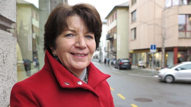 «Strippenzieherin», «Königinnenmacherin», «Babymöderin»: Brigitte Hauser-Süess hat schon viele Übernamen bekommen. Foto: Screenshot SRF