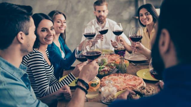 Wein is gut, Mafia ist schlecht. Foto: Shutterstock