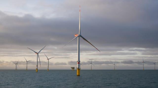Keine neuen Offshore-Windkraftanlagen in Deutschland in diesem Jahr. Bild: Shutterstock