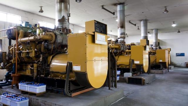 Kalifornien ist auf Dieselgeneratoren angewiesen, um Stromengpässe zu überbrücken. Bild: Shutterstock