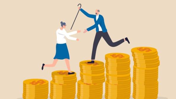 Rentenalter und Rente (Bild: Shutterstock)