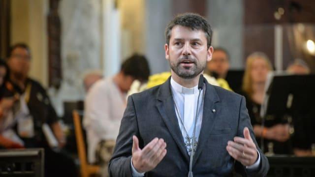 Gottfried Locher, ehemaliger Präsident der Evangelisch-reformierte Kirche Schweiz. Er gab sein Amt im Mai 2020 unfreiwillig auf.