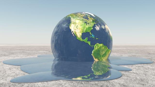 Der Klimawandel und seine Folgen gehören zu den am meisten diskutierten Fragen der Gegenwart. Bild: Shutterstock