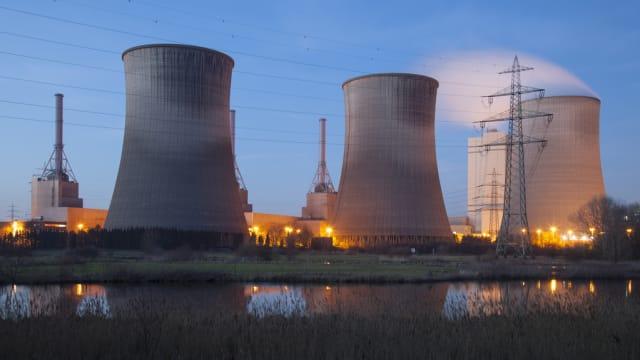 Bald auch in der Schweiz? Gaskraftwerk im deutschen Werne. Bild: Keystone
