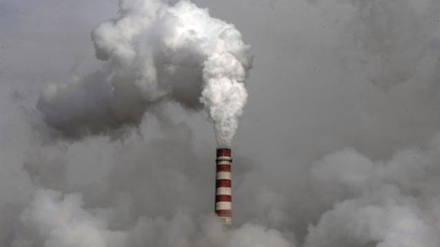 Was tun, um den Treibhausgas-Ausstoss auf null zu reduzieren? Neue Technologien sind gefragt. Foto: Keystone