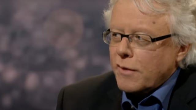 Peter Bodenmann. (Screenshot: SRF)