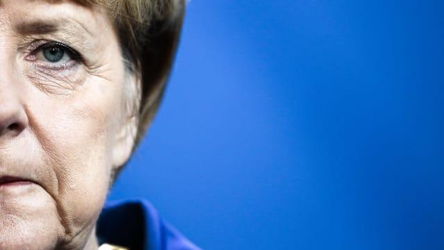 Angela Merkel tritt ab. (Bild: Keystone, Markus Schreiber)