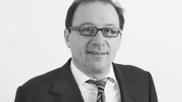 Der Rechtsanwalt und Titularprofessor Urs Saxer.