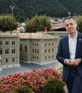 EDA-Departementsvorsteher Ignazio Cassis Bild: Bund