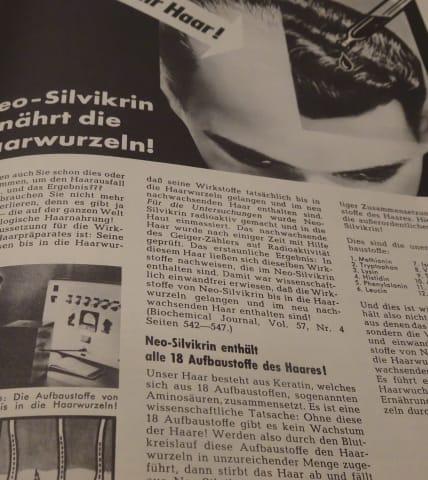 Wissenschaftliche Untersuchungen zeigen: Neo-Silvikrin hilft wie Dünger. Foto: Beni Frenkel