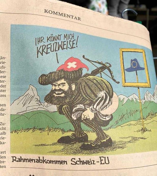 """Oliver Schopf in """"Der Standard"""""""