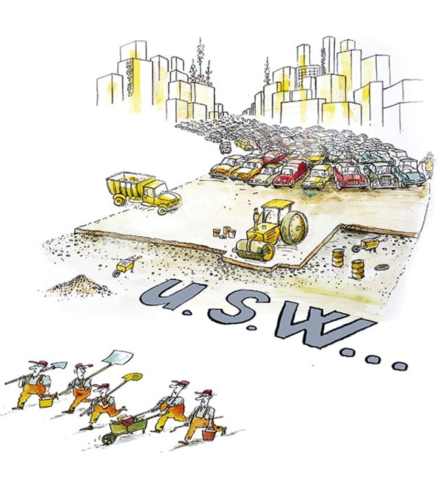 Cartoon: Constantin Pavel