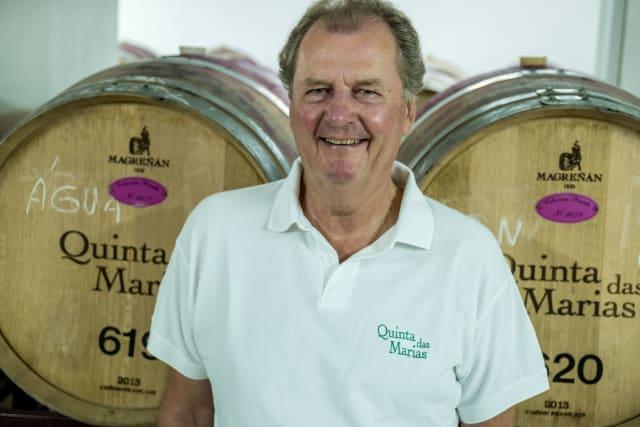 Winzer Peter Eckert: «Ich wollte nie durchschnittlichen Wein machen.»  Bild: zvg