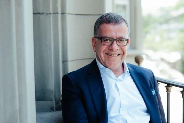 Helvetic-Care-Präsident Otto Bitterli befürchet, dass die Schweiz zu einer Art Ballenberg-Museum mutiert. (Beka Bitterli)