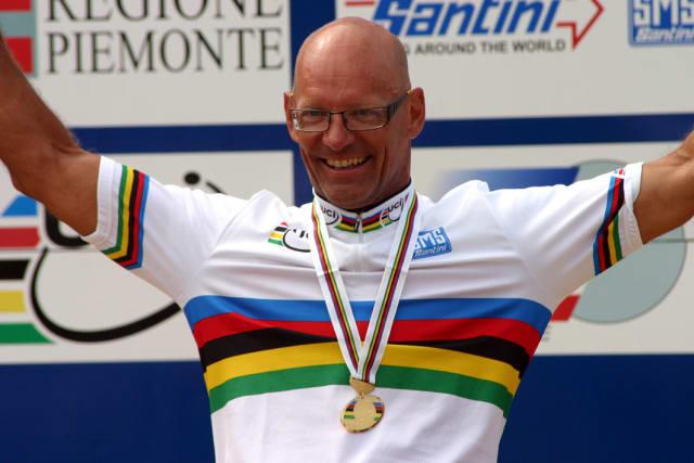 Heinz Frei holte an den vergangenen Paralympics 15 Goldmedaillen. Auch in Japan möchte er vorne dabei sein.