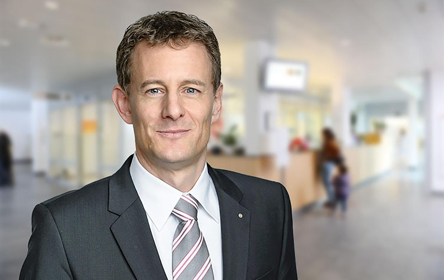 Spital wird in Kantonsspital integriert - CEO geht