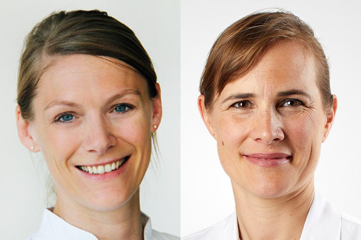 Zwei neue Klinikdirektorinnen