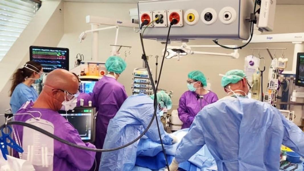 Intensivstationen: Auslastung stabilisiert sich