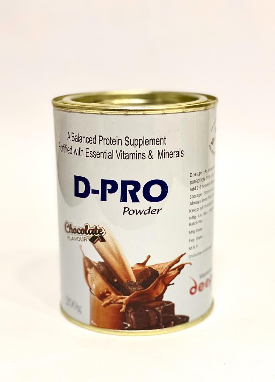 D-PRO Powder