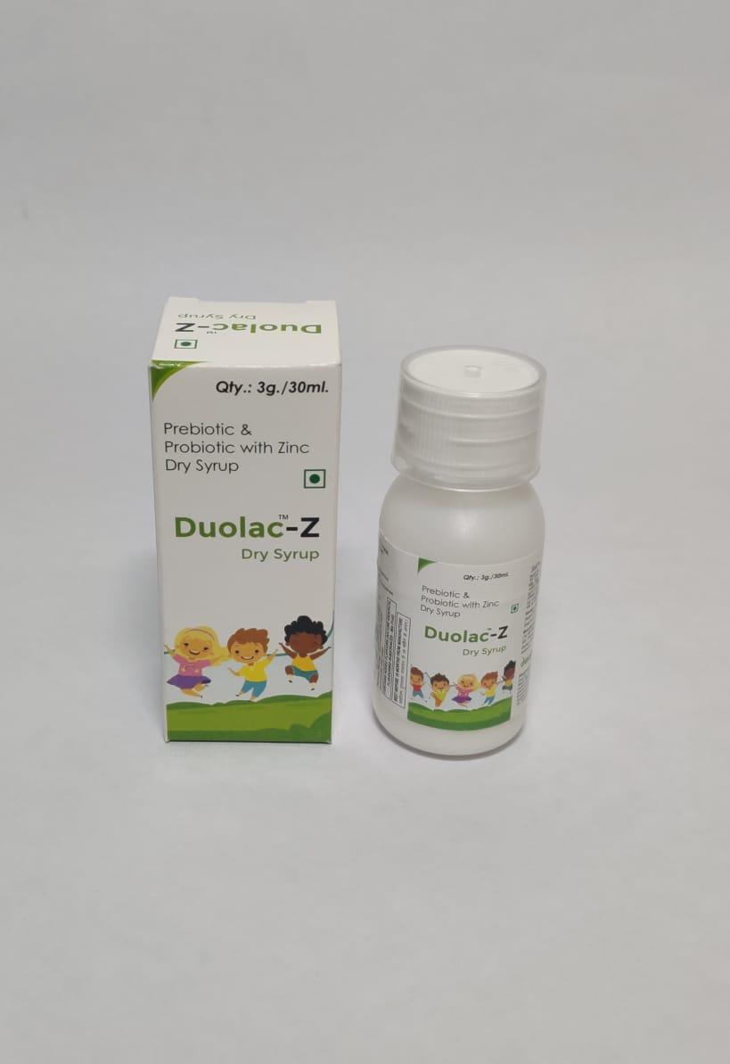 DUOLAC-Z Dry Syrup