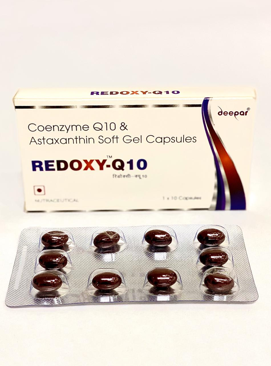 REDOXY Q10 SoftGel