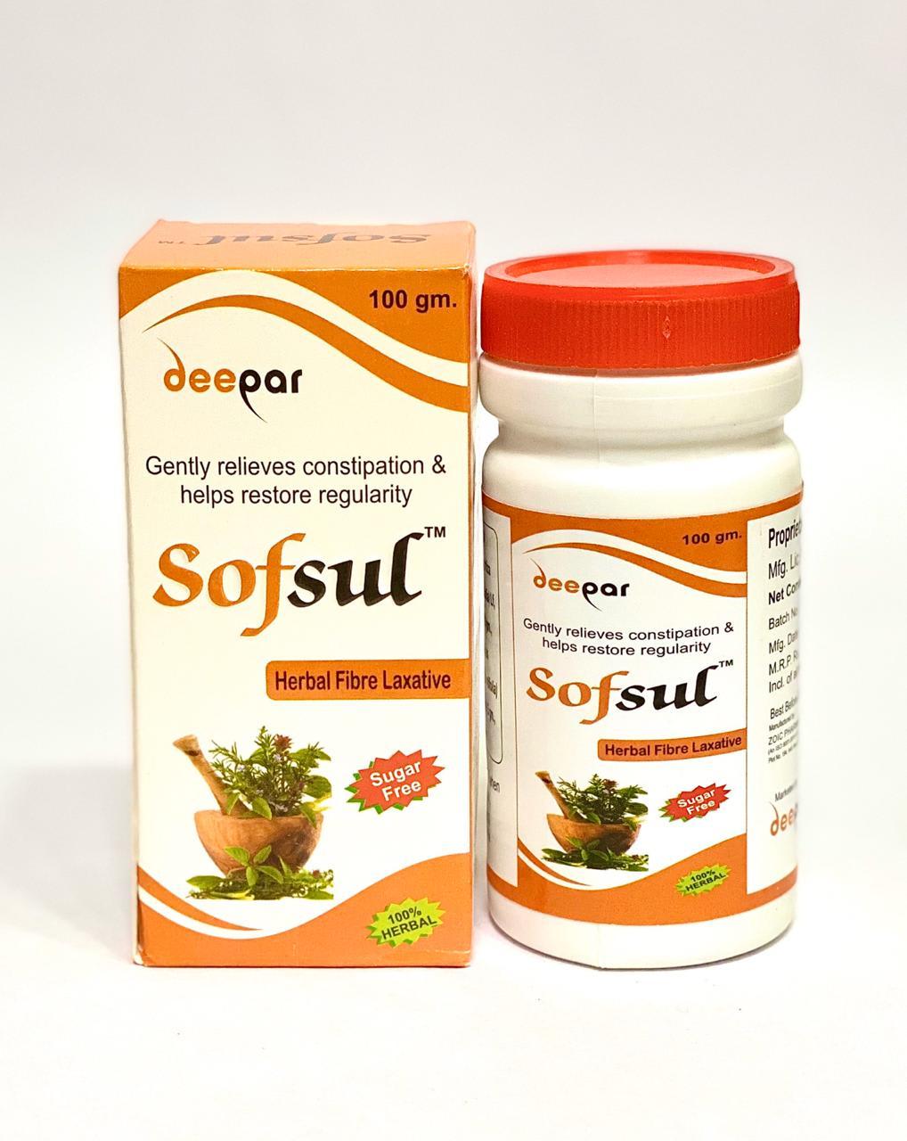 SOFSUL Powder