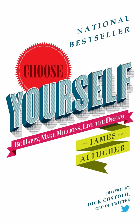 Buku Choose Yourself