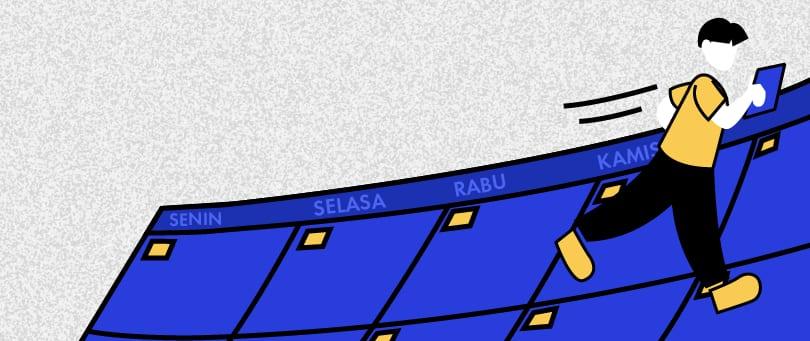 Cover image for Ngebut Eksekusi Ide Cuma 5 Hari? Pake Cara Ini.